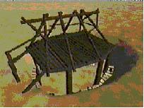 初源な家13:地下2層の大船遺跡(縄文時代)の家_e0054299_935165.jpg