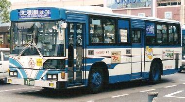 呉市交通局 日野KC-RU1JJCA +日野車体_e0030537_044384.jpg