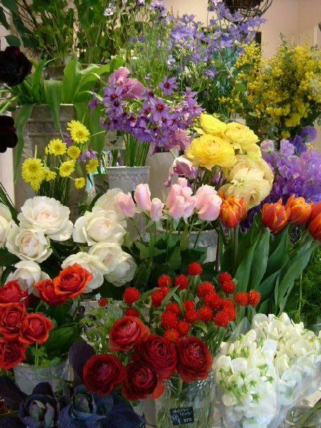 オークリーフ(卒園式のお花)_f0049672_14294852.jpg
