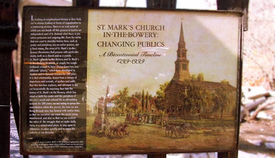 セント・マークス・チャーチ St. Mark\'s Church_b0007805_14364569.jpg