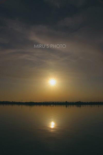 ある日の浜名湖夕景_c0037519_025673.jpg