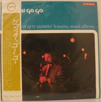 2007-03-08 マイ・コレクション~今日はボサノヴァの帯つきLP_e0021965_0101994.jpg