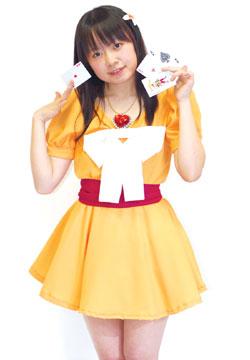 懐かしの魔法少女ソングが帰ってくる!木ノ下ゆり待望のファーストアルバム。_e0025035_22455452.jpg
