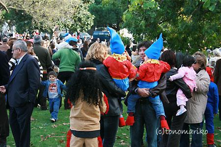 カーニバルのちびっ子たち ポルトガルの旅 Vol.9_c0024345_14393349.jpg