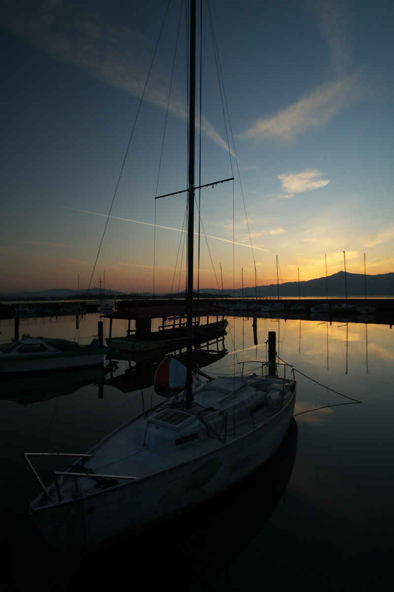 滋賀 琵琶湖 マリーナ 4_f0021869_1925564.jpg