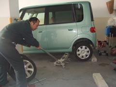 スタッドレスタイヤを交換_b0054727_11274143.jpg