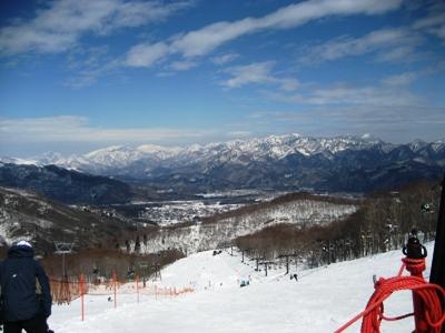 白馬スキー旅行記2007その3~白馬47でスキー_c0060651_14411972.jpg