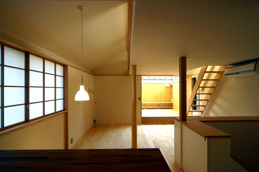 桜見の家 キッチン_b0015157_045149.jpg
