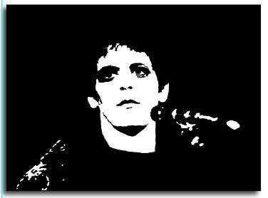 Lou Reed (ルー・リード)1942年ニューヨーク生まれ。ヴェルヴ...  selfarc