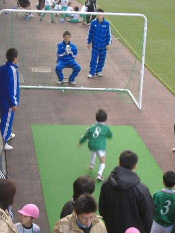 JFAキッズサッカーフェスティバル_f0082141_16364828.jpg