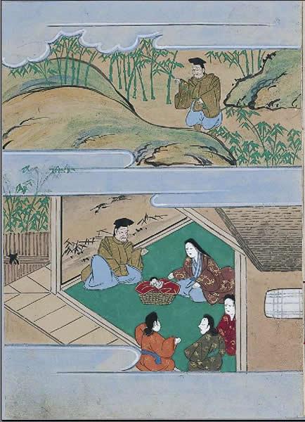 竹取物語」数字の3と月 : 不思議...