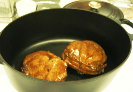 アラン・デュカスの牛肉料理 Part2 <2006 冬コレクション>_e0019199_11303469.jpg