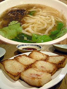 久々に台南担仔麺_a0001971_23292154.jpg