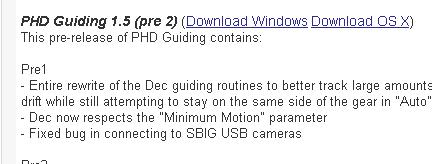 PHDGuiding 1.5 評判良いみたいです。_c0061727_12594376.jpg