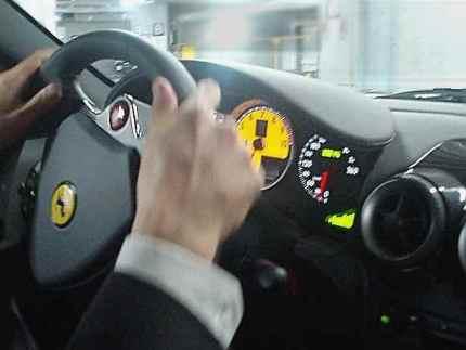 ◆前編 ときにはフェラーリ! そしてF430と512TR !_f0056835_21374946.jpg