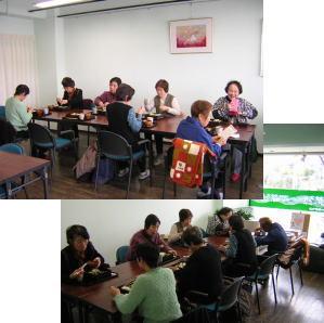 今日は編み物教室と水彩画教室でした(・∀・)_c0113948_17511081.jpg