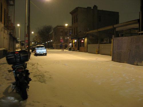 ~There\'s No Place Like NY~ Vol 5 - 大雪のNY_c0096440_16473034.jpg