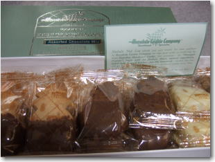 3月18日ハワイのクッキー
