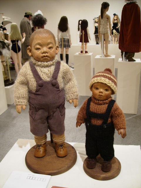 「エコール・ド・シモン人形展」開催中_d0079147_17465932.jpg
