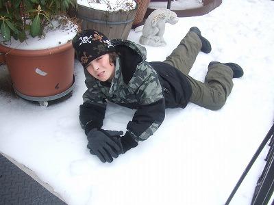 Brooklynの雪景色_b0093577_15292444.jpg