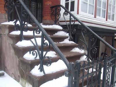 Brooklynの雪景色_b0093577_15315023.jpg