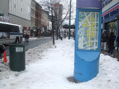 Brooklynの雪景色_b0093577_15322272.jpg