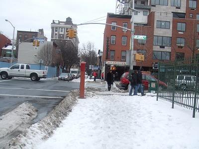 Brooklynの雪景色_b0093577_1532730.jpg