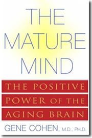 """進化しつづけるココロとアタマ ‐\""""The Mature Mind\""""_b0007805_7311243.jpg"""