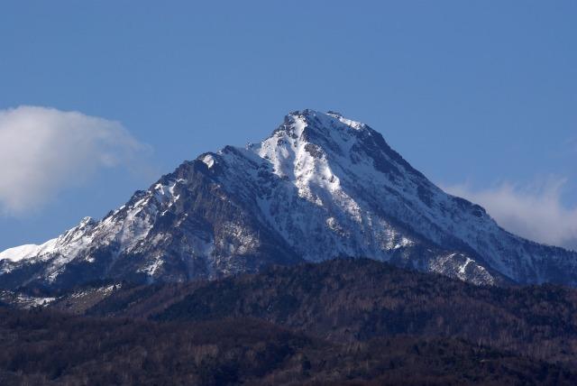 ホテルの屋上より山を眺める_e0063851_11292067.jpg
