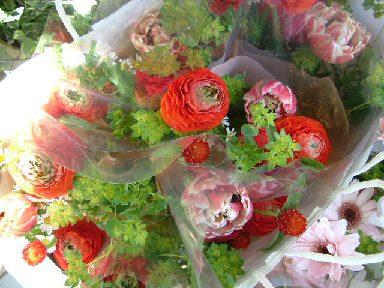 オークリーフ(卒園式の花束)_f0049672_17141475.jpg