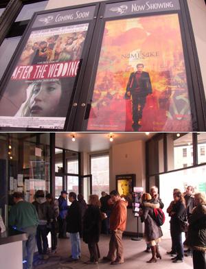 ニューヨークらしさを感じる映画館 Angelika Film Center_b0007805_1232257.jpg