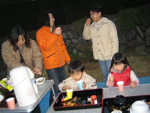 2006 Log Jizo Festival【冬】 No10_c0038619_18305326.jpg