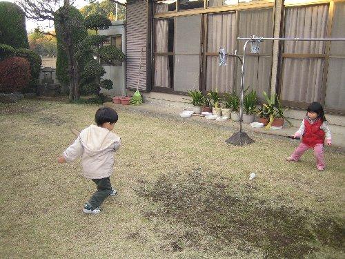 2006 Log Jizo Festival【冬】 No10_c0038619_18312714.jpg