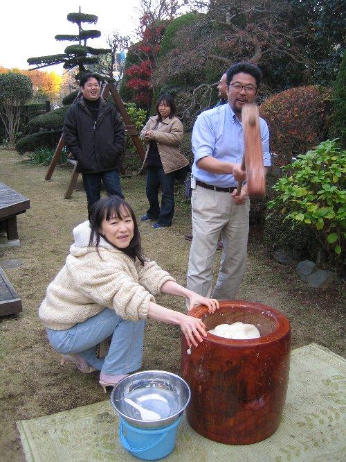 2006 Log Jizo Festival【冬】 No10_c0038619_18313641.jpg