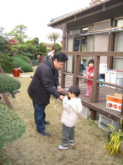 2006 Log Jizo Festival【冬】 No10_c0038619_18315449.jpg