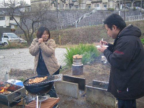 2006 Log Jizo Festival【冬】 No9_c0038619_18332058.jpg