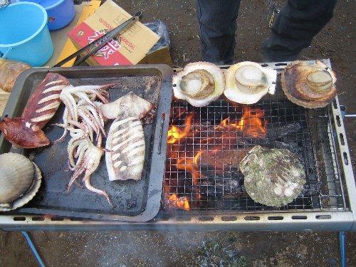 2006 Log Jizo Festival【冬】 No9_c0038619_18333018.jpg