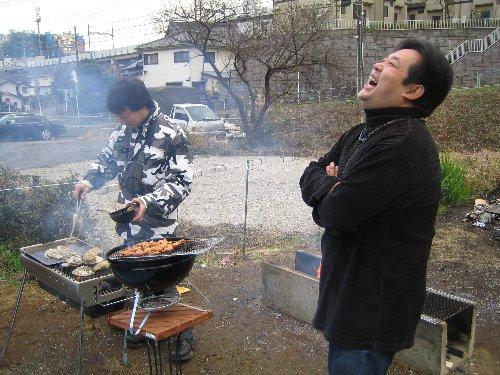 2006 Log Jizo Festival【冬】 No9_c0038619_18335727.jpg