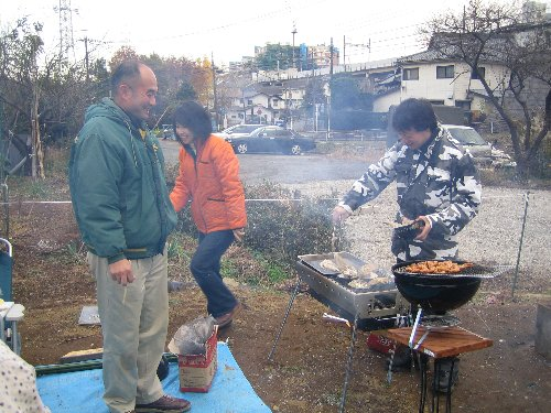 2006 Log Jizo Festival【冬】 No9_c0038619_1834626.jpg