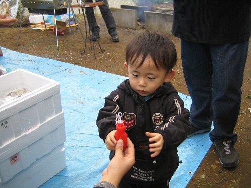 2006 Log Jizo Festival【冬】 No8_c0038619_18352220.jpg