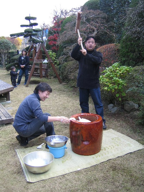 2006 Log Jizo Festival【冬】 No8_c0038619_18355071.jpg