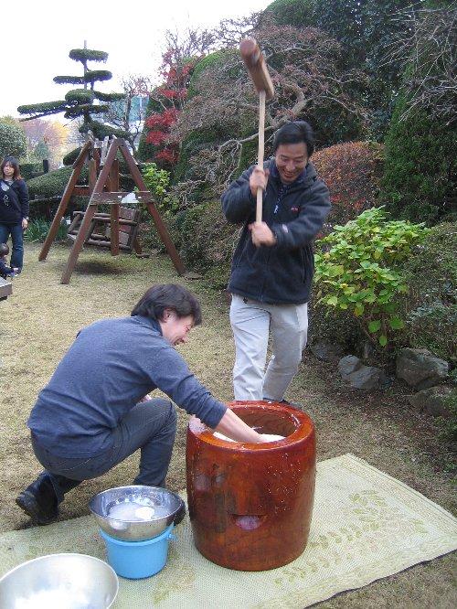 2006 Log Jizo Festival【冬】 No8_c0038619_18355873.jpg