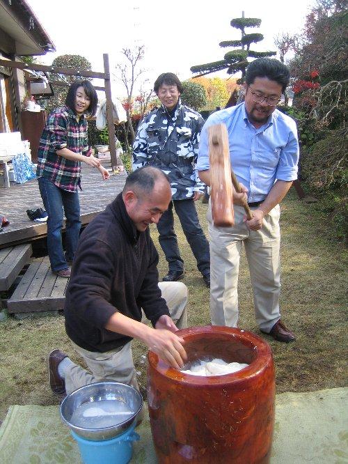2006 Log Jizo Festival【冬】 No7_c0038619_18382234.jpg