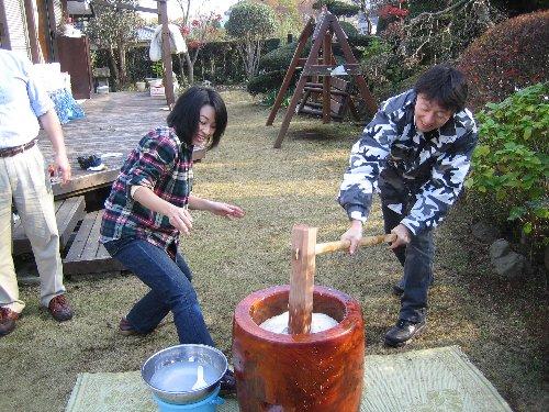 2006 Log Jizo Festival【冬】 No7_c0038619_18383120.jpg