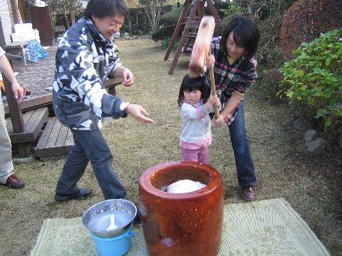 2006 Log Jizo Festival【冬】 No7_c0038619_18385088.jpg
