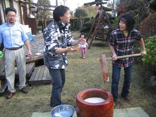 2006 Log Jizo Festival【冬】 No7_c0038619_1839176.jpg