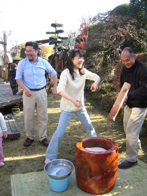 2006 Log Jizo Festival【冬】 No7_c0038619_18391879.jpg