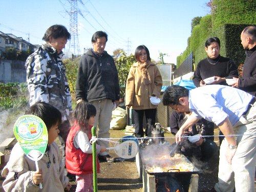 2006 Log Jizo Festival【冬】 No6_c0038619_18401487.jpg