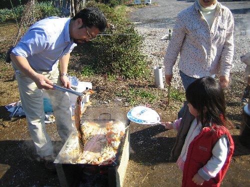 2006 Log Jizo Festival【冬】 No6_c0038619_18403050.jpg
