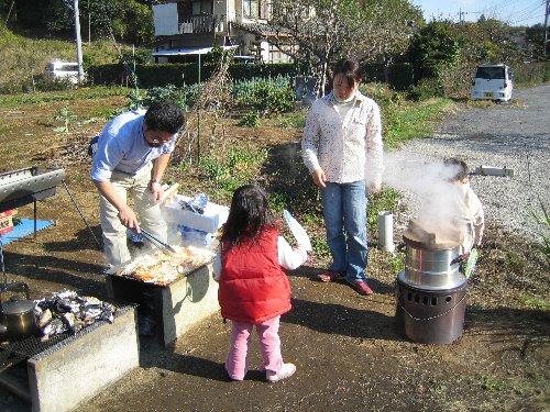 2006 Log Jizo Festival【冬】 No6_c0038619_1840384.jpg